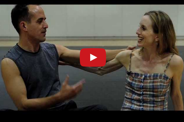 Wendy Whelan Restless Creature dance film by Nel Shelby