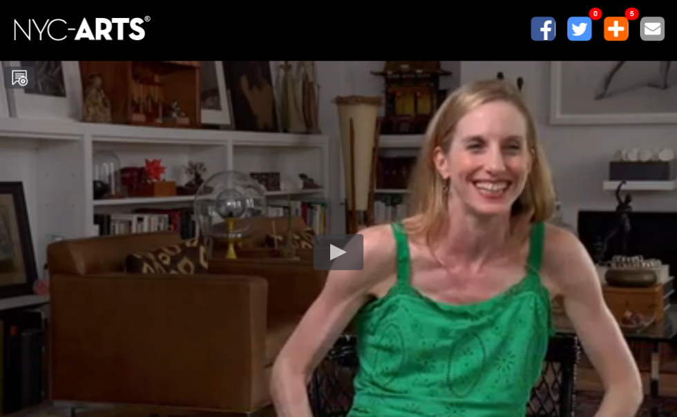 Wendy Whelan on NYC-ARTS | Farewell Performance with New York City Ballet & Restless Creature Dance Film Footage
