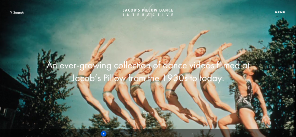 Jacob's Pillow Dance Festival 2015 | The New Dance Interactive