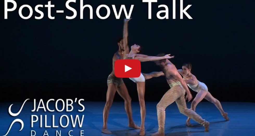 Jacob's Pillow Dance 2015 | Alonzo King LINES Ballet & Company Wang Ramirez