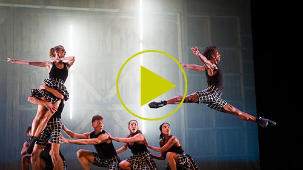 Jacob's Pillow Dance Festival 2015 | LA Dance Project & Liz Gerring Dance