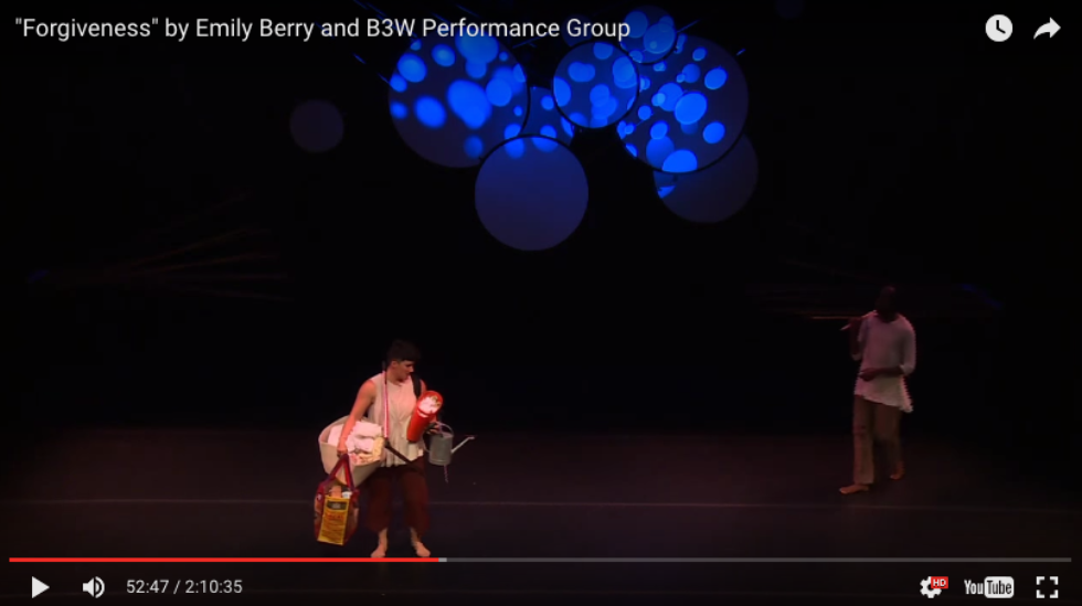 Forgiveness by Emily Berry | Performance Video