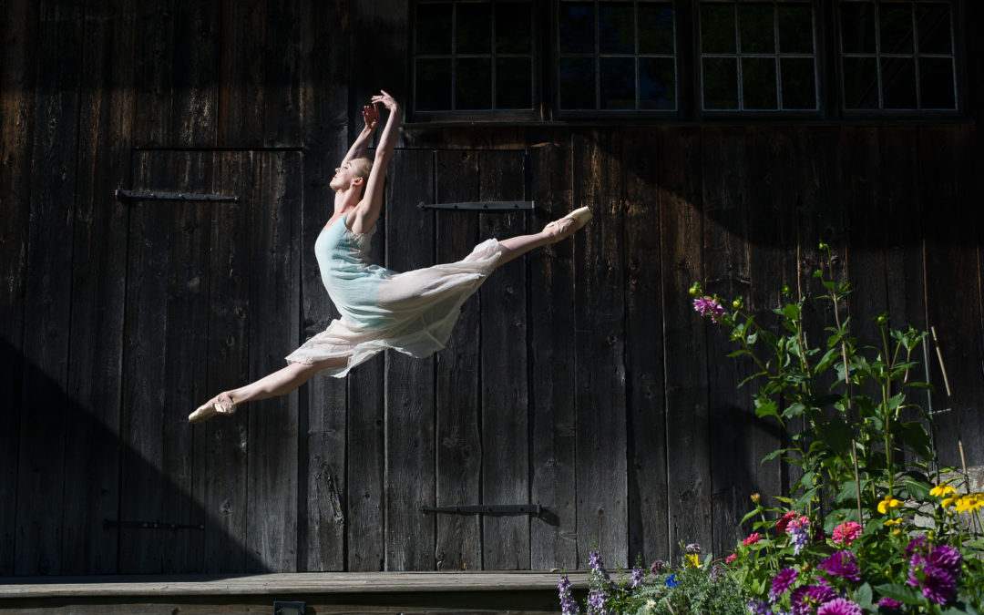 Last week of Jacob's Pillow 2016