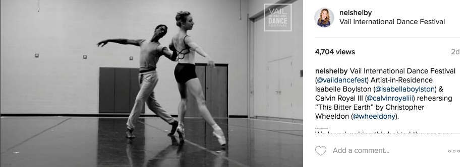 Vail Dance Video 2016   Performance & Behind-the-Scenes Video