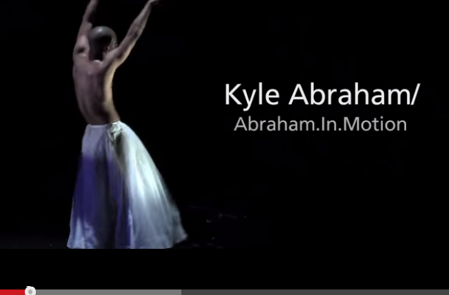 Jacob's Pillow Dance Festival | Kyle Abraham honored at 80th Anniversary Gala
