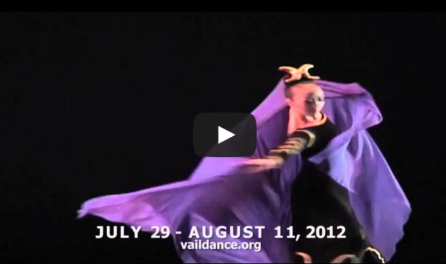 Vail International Dance Festival | 30 Second Spot for TV