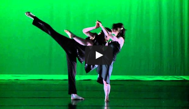 Jody Oberfelder | 30-Second Dance Video