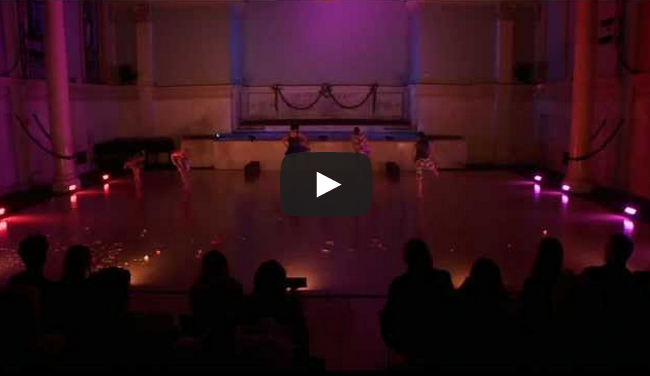 Summation Dance Company | Dancing Literate Project at Judson Memorial Church