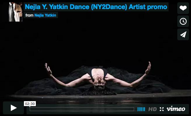 Nejla Y. Yatkin | Institutional Promo