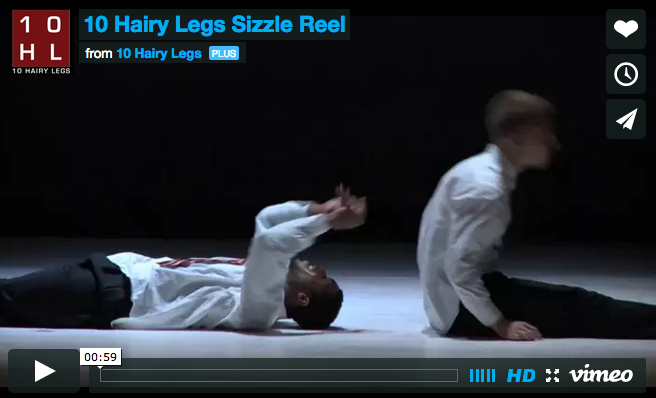 10 Hairy Legs | New York City Premiere Promo