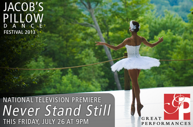 Jacob's Pillow Dance Festival Documentary on PBS Great Performances