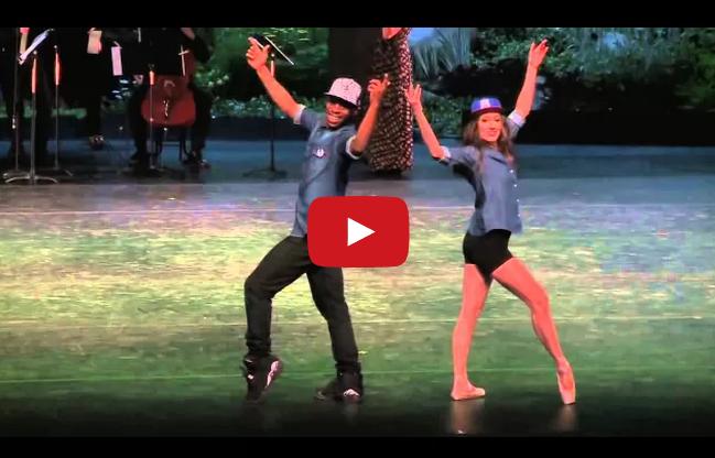 Vail International Dance Festival   Tiler Peck with Lil Buck, Pacific Northwest Ballet & More