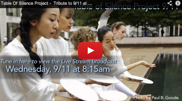 Buglisi Dance Theatre | Live-Streaming The Table of Silence 9/11 Project