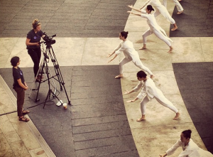 Nel Shelby dance film of Table of Silence 9/11