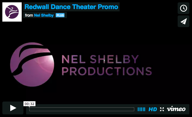 RedWall Dance Theater | Dance Performance Video at Triskelion Arts in Brooklyn