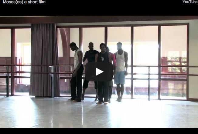 Reggie Wilson/Fist & Heel Performance Group | The Making of Moses(es)