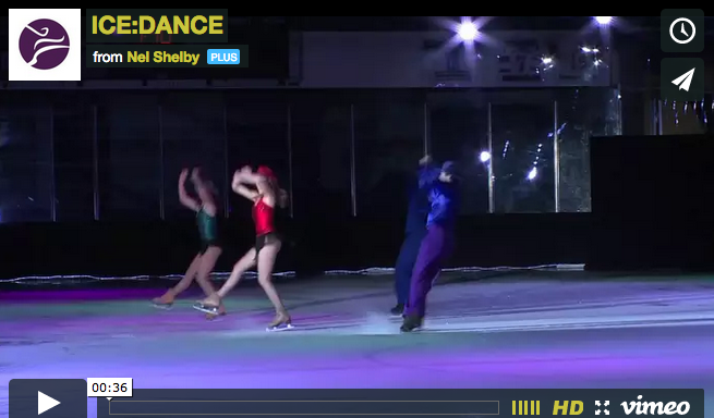 ICE:DANCE | Ice Theatre of New York Performance in Chelsea Piers
