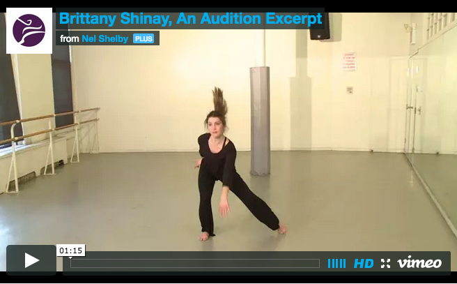 Dance Audition Videos | When You Can't Be There in Person