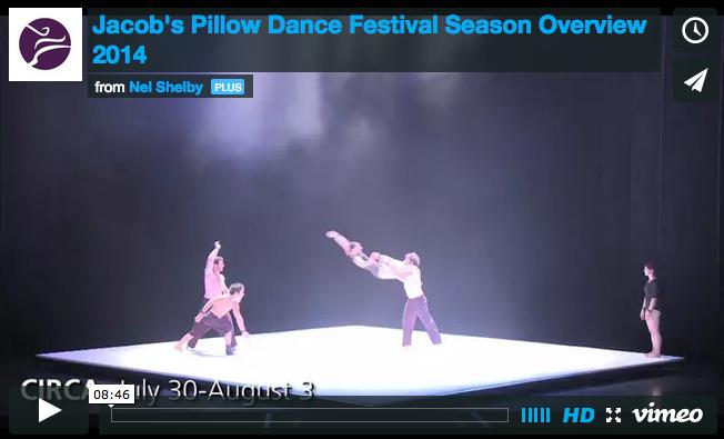 Jacob's Pillow Dance | Festival Overview 2014