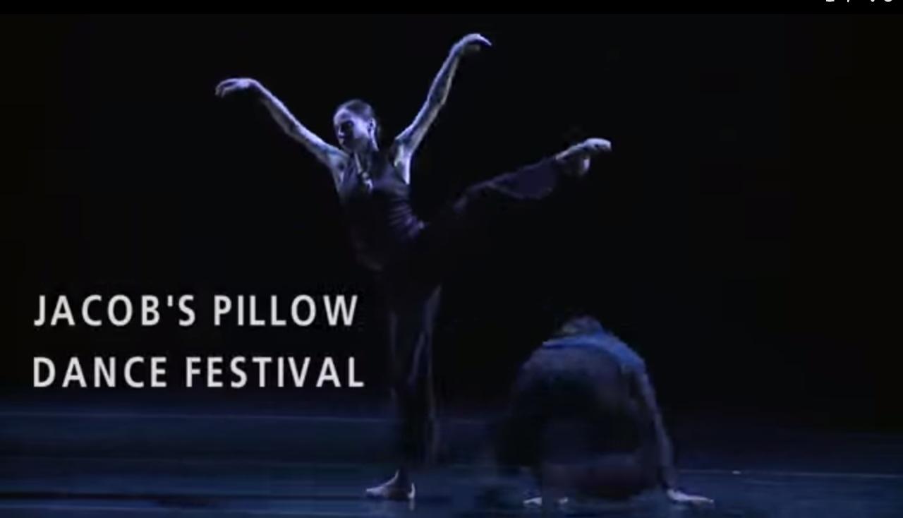 Jacob's Pillow Dance Festival   YouTube Ad Campaign Commercials
