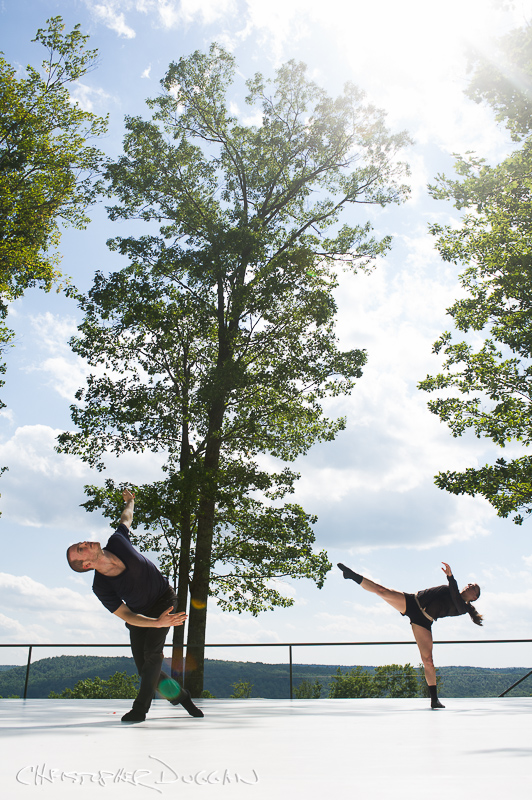 Jacob's Pillow Dance 2014 | Busy Before Opening Week