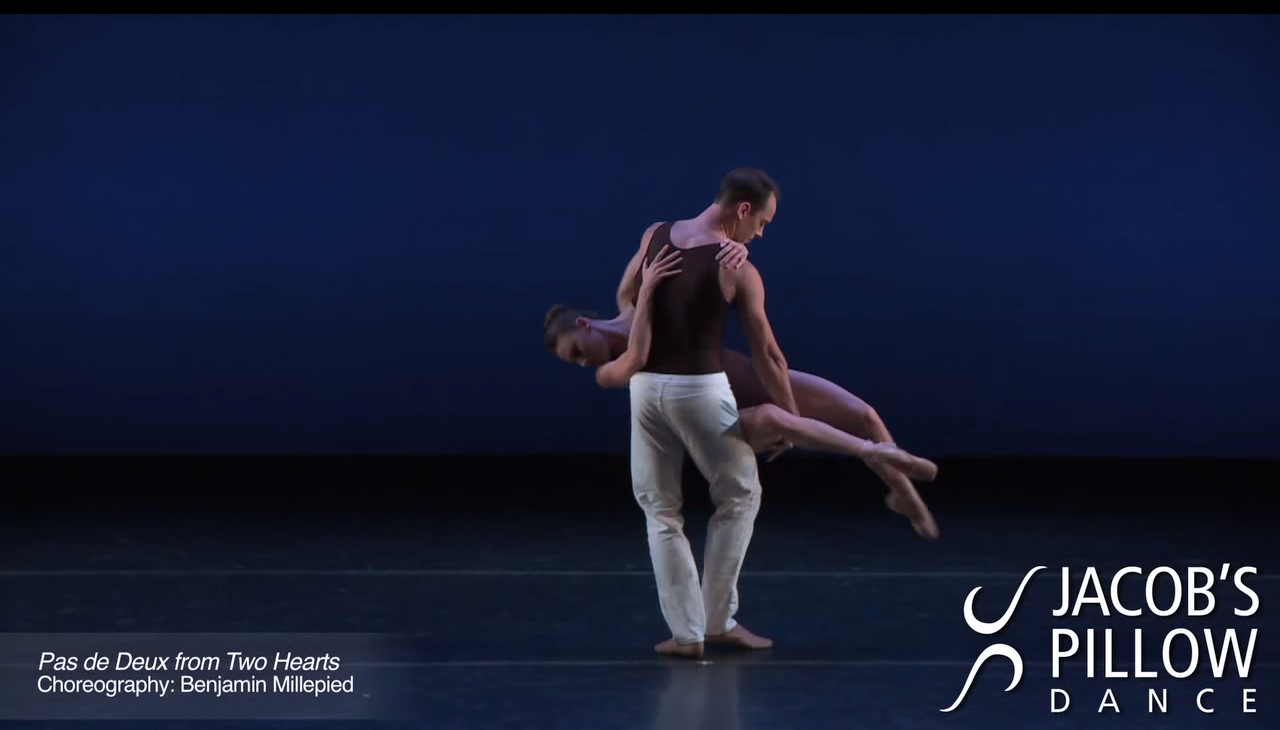 Jacob's Pillow Dance | Daniel Ulbricht/BALLET 2014 & Michelle Dorrance/Dorrance Dance