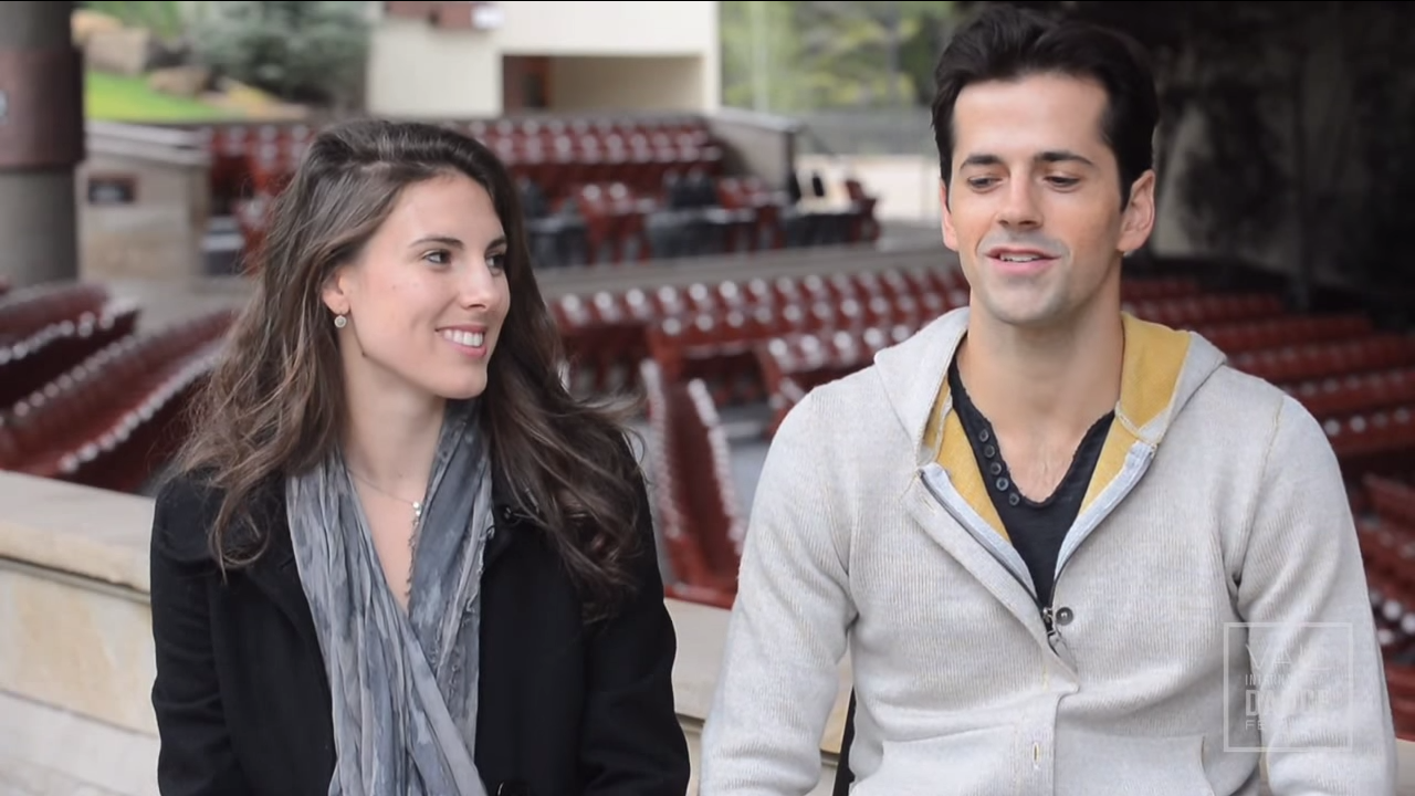 Vail International Dance Festival | Tiler Peck & Robbie Fairchild, Behind-the-Scenes