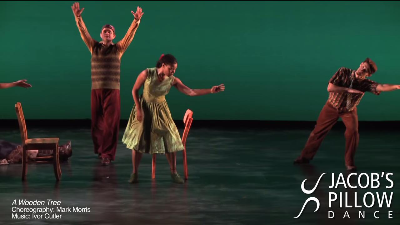 Jacob's Pillow Dance Festival 2014 | Mark Morris Dance Group Post-Show Talk
