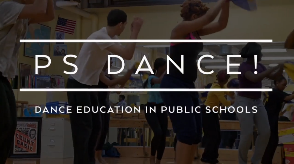 PS DANCE! Documentary | Screening at NYC's Dance on Camera Festival 2016
