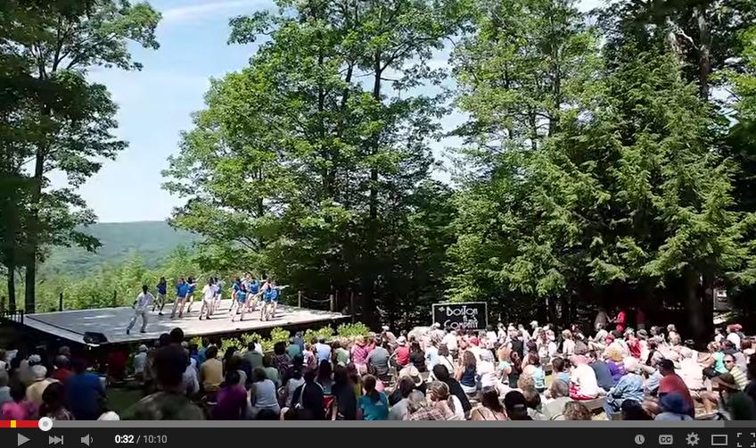Jacob's Pillow Dance | Festival Video 2015