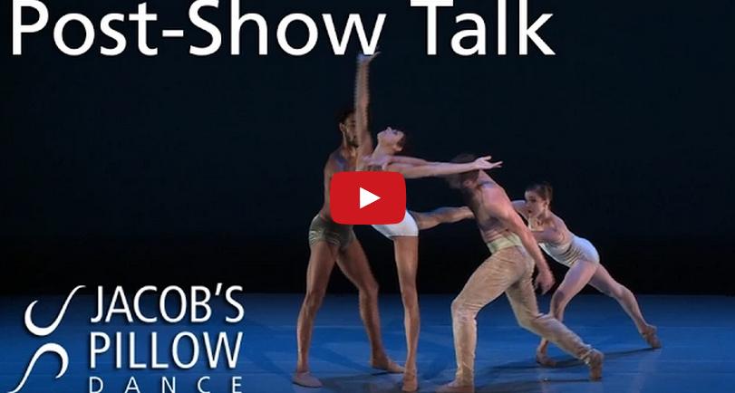 Jacob's Pillow Dance 2015 | Alonzo King LINES Ballet & Company Wang Ramirez