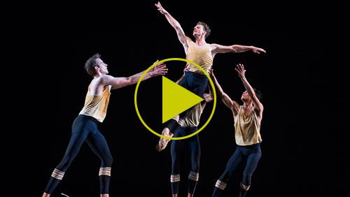 Jacob's Pillow Dance Festival 2015 | Daniel Ulbricht/Stars of American Ballet & Jessica Lang Dance