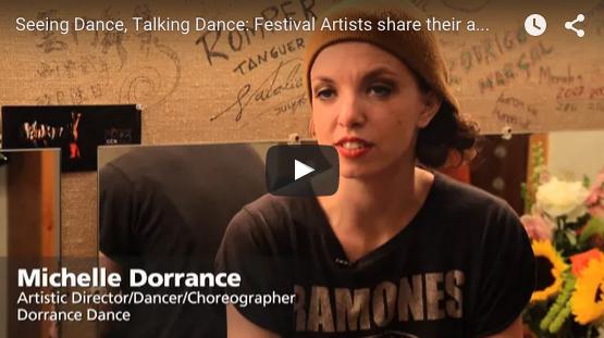 Jacob's Pillow Dance Video 2015 | Engaging Dance Audiences