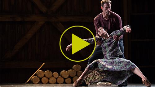 Jacob's Pillow Dance Festival 2015 | MADBOOTS Dance & Martha Graham Dance Company