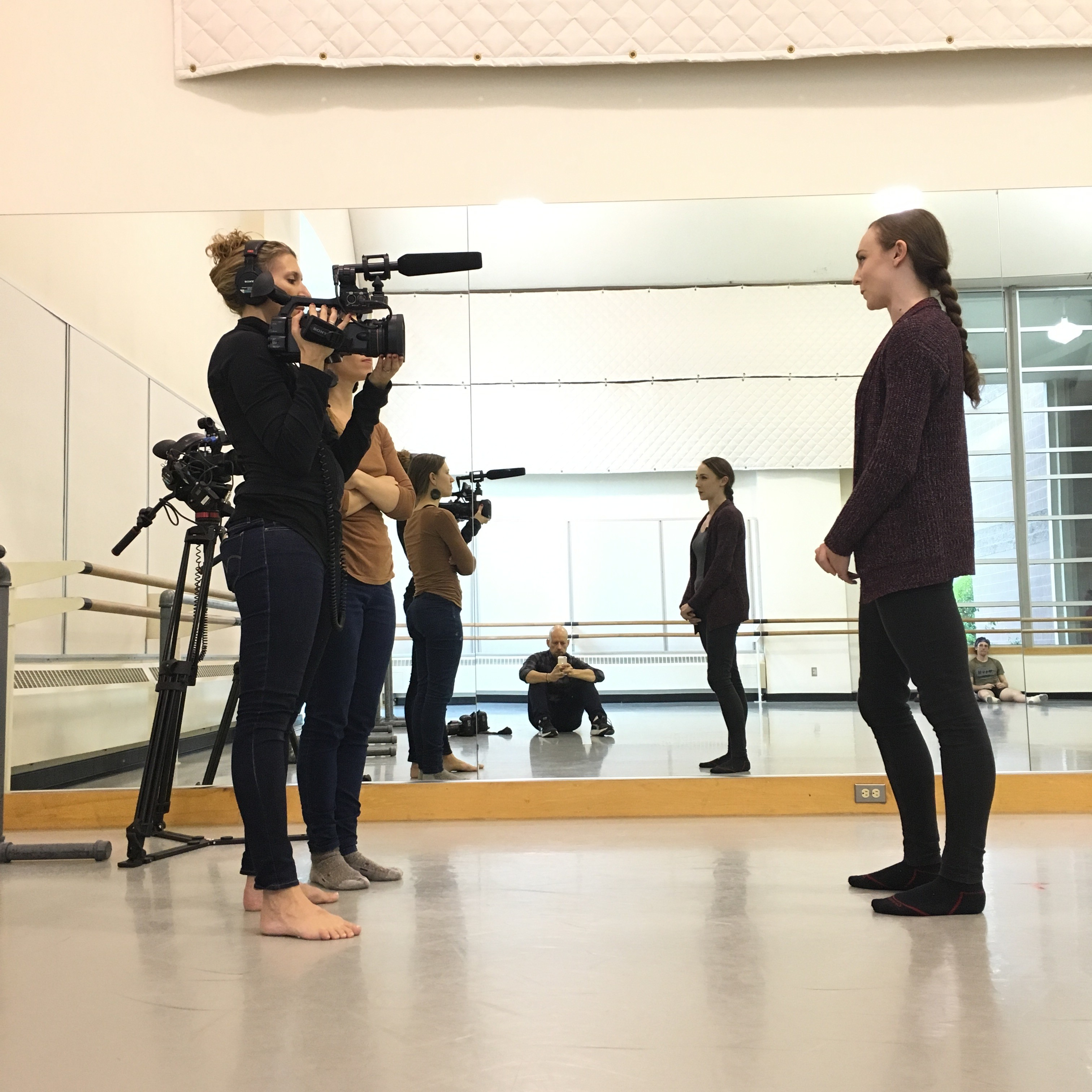 New Dance Documentary: Behind the Scenes with No Dominion Film