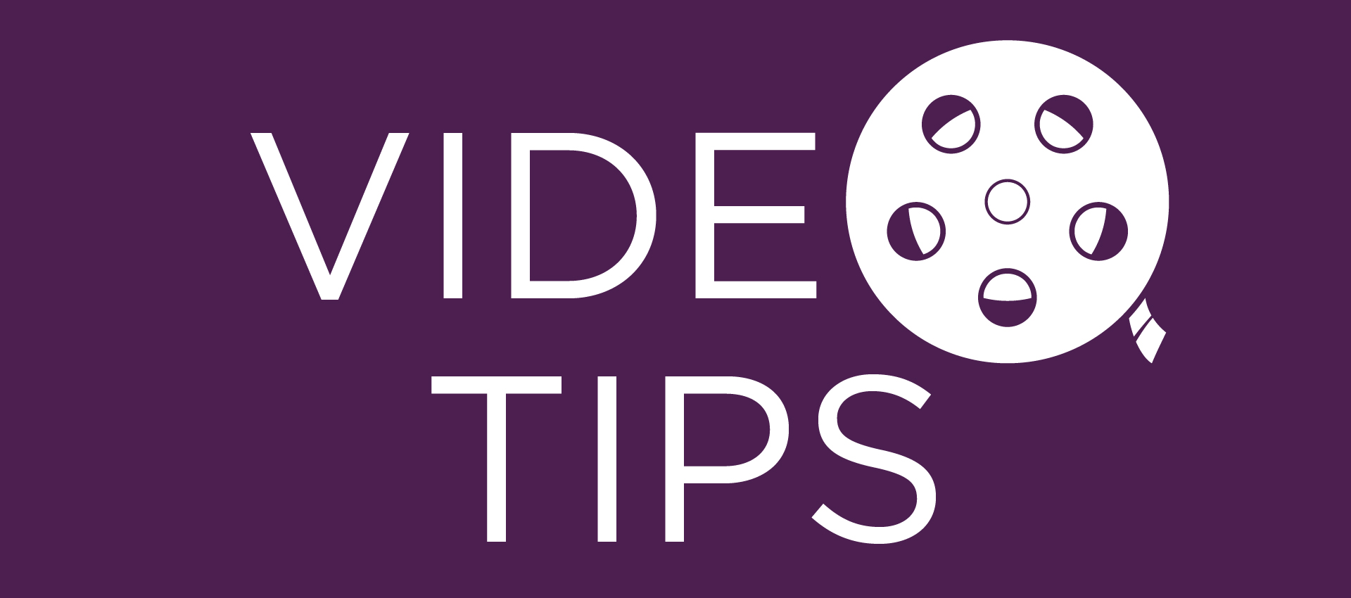 Nel Shelby Productions Video Tip