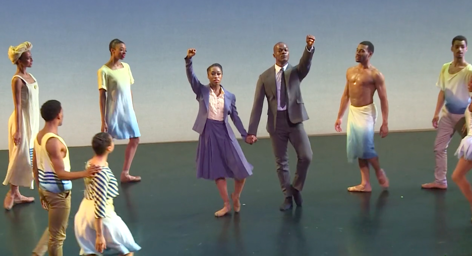 Jeremy McQueen's Black Iris Project | MADIBA Dance Promo Film