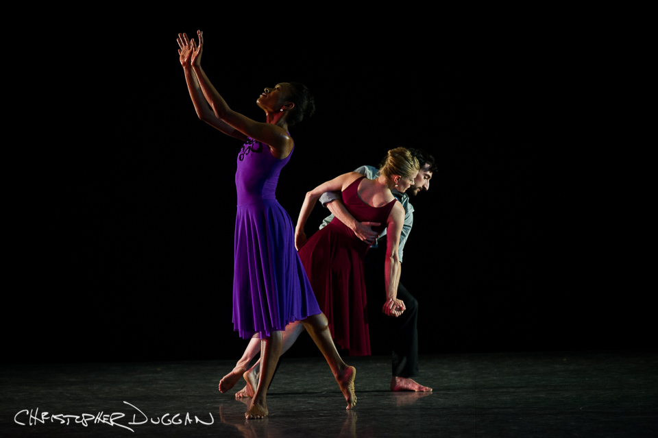 Limon Dance Company full season film shoot; photo by Christopher Duggan