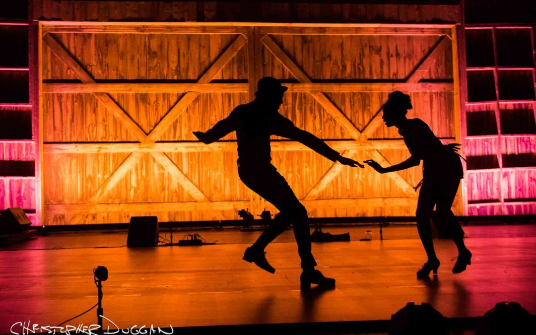 TIRELESS: A Tap Experience | Behind-The-Scenes Dance Video From Jacob's Pillow Dance Festival