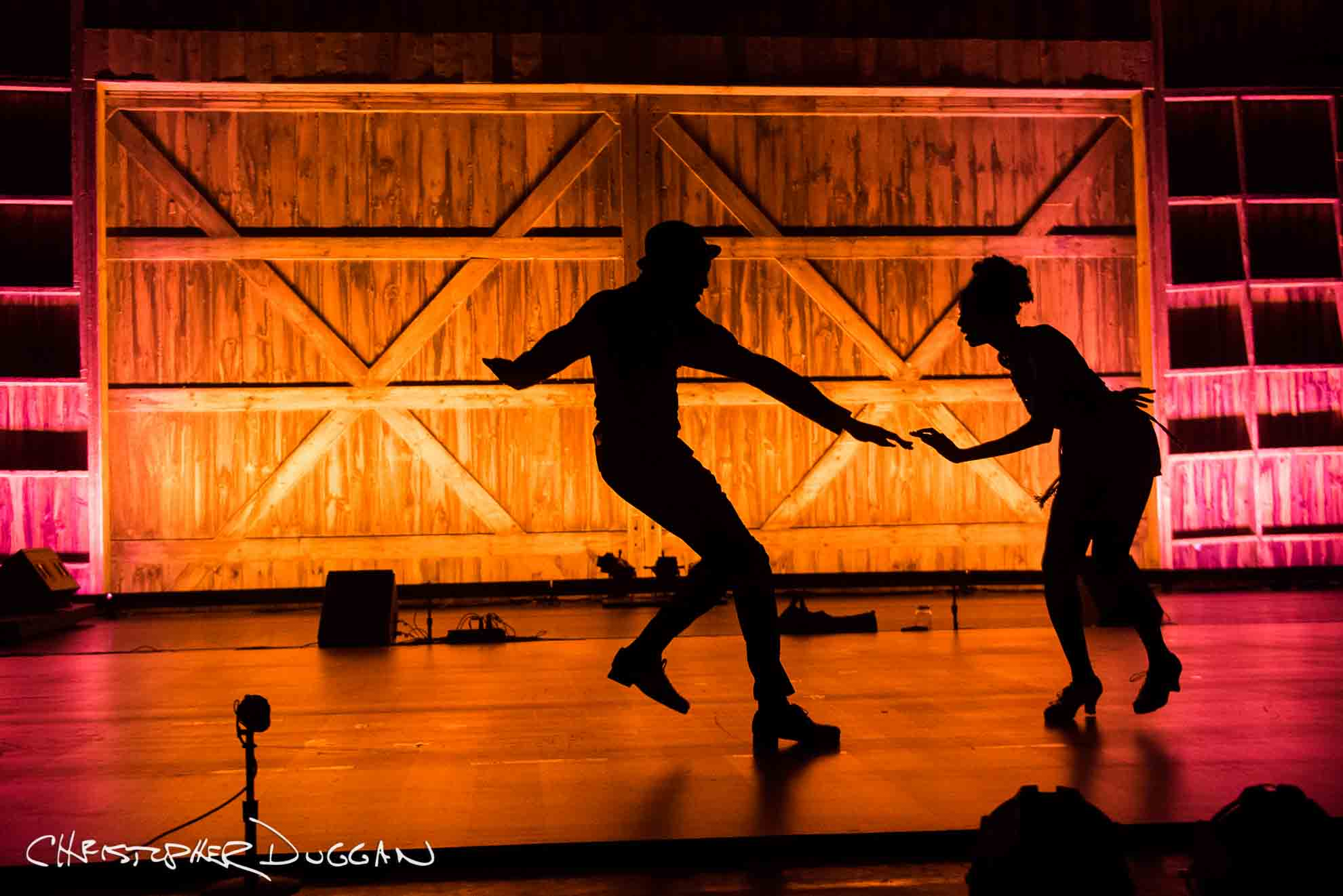 Behind-The-Scenes Dance Video - TIRELESS at Jacob's Pillow. Video Credit: Nel Shelby Productions. Photo Credit: Christopher Duggan