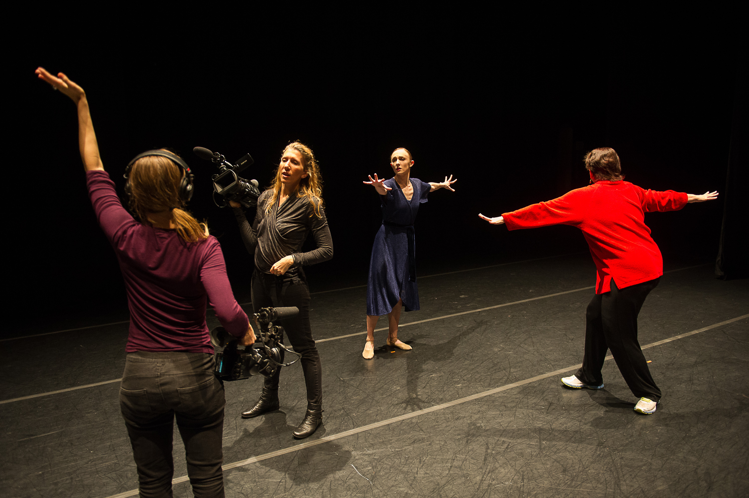 Documenting Dance – Live Video Tips with Nel Shelby Productions. Photo Credit: Christopher Duggan