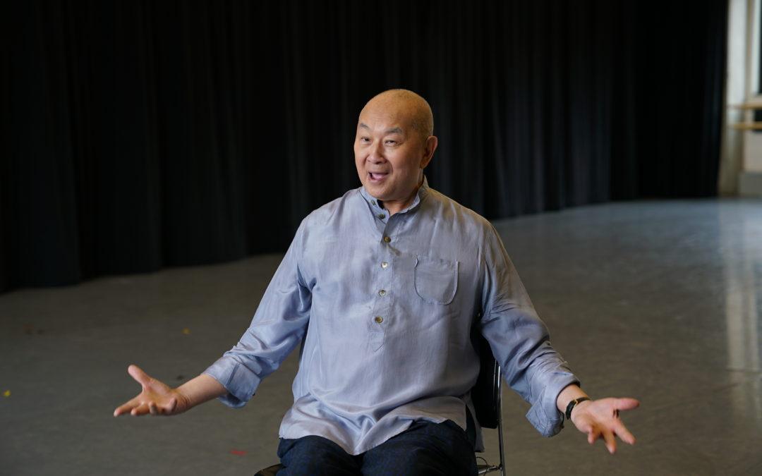 Michael Mao   New York Live Arts Promo Video
