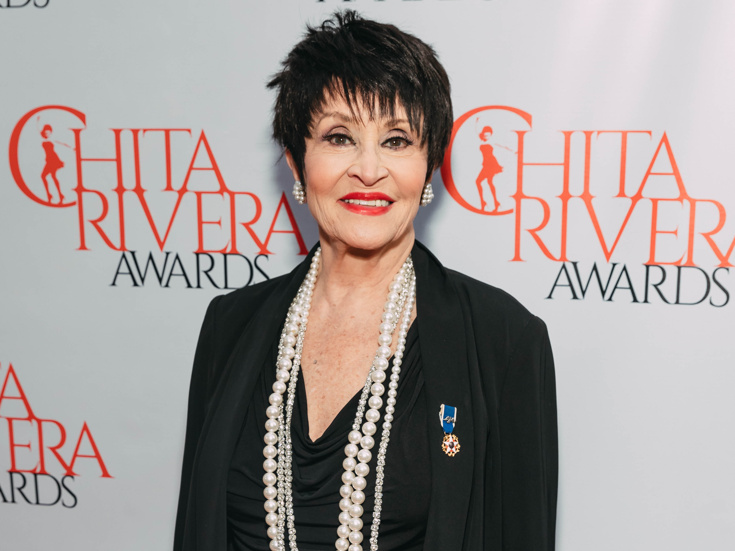 Video Interviews With Broadway Stars | Chita Rivera Awards