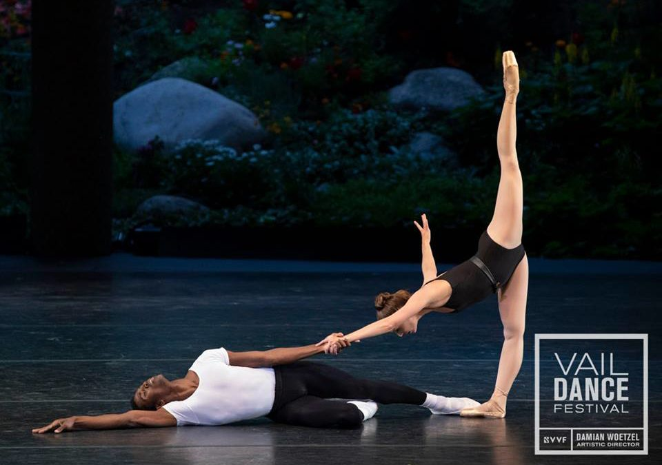 Opening Night Dance Video at Vail Dance Festival | Alonzo King LINES Ballet, ABT & More!