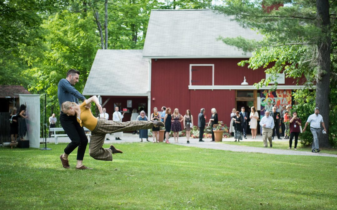 A Day At Jacob's Pillow | Behind-The-Scenes Video