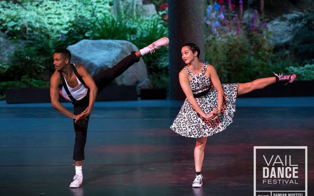 Creating Content Quickly For Vail Dance Festival