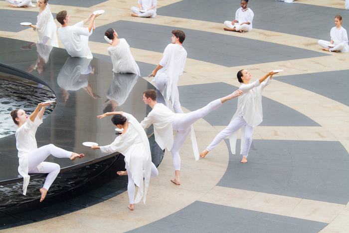 Live-Streaming Dance | Buglisi Dance Theatre's Table Of Silence Project