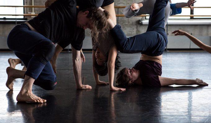 RoseAnne Spradlin at New York Live Arts | Promotional Video