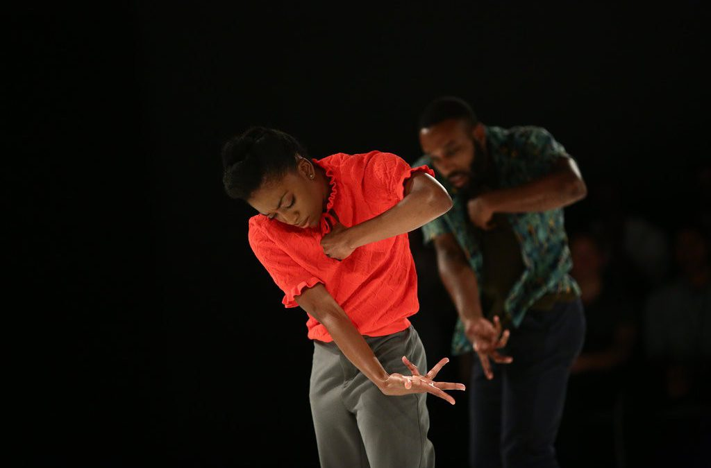 Kyle Abraham & John Jasperse | Video at The Joyce