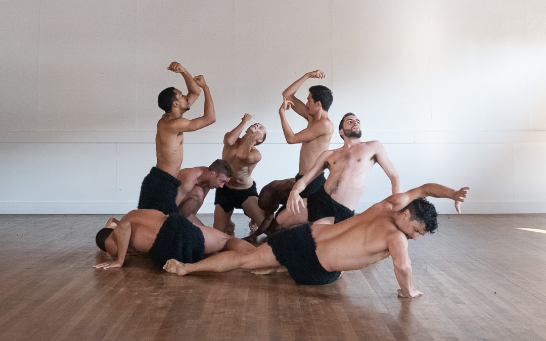 Adam Weinert's Dance of the Ages at Jacob's Pillow | A Short Dance Film